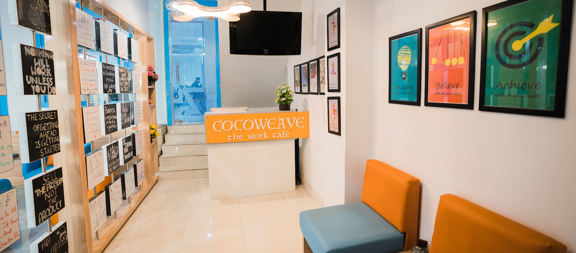 Choosing a Co-Working Space in Delhi?